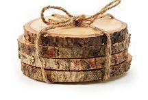 Wooden Disks
