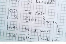 Håndskrift