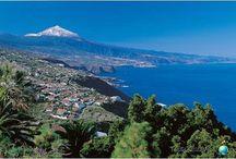 Tenerife / La mezcla perfecta entre montaña y mar en el oasis de España… #tenerife