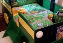 tractor bed for kids