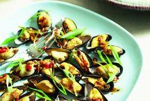 Voor wie van vis houdt / Heerlijke recepten met vis, schaal- en schelpdieren.