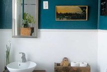 Home - Bathroom Inspiration / by Sara Holida Gleason