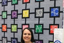 Showing quilts / Information about entering quilts in shows
