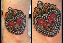 Miss Juliet Tattoos