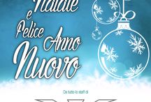 Merry Christmas and Happy New Year! / Buone feste da Ecospace!