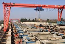 well build and high quality workshop gantry crane for sale