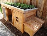 kinder tuin ideeen en huisjes