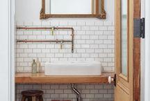 bathroom for loft