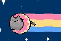 Pusheen Cat ♡