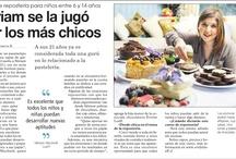 Prensa  / Escuela de chocolatería y repostería Evelyn Loeff & Bate Bate !