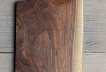 Accesorii de lemn pt bucatarie