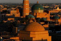 Üzbegisztán / Uzbekistan