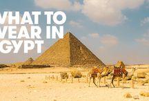 Meg Goes to Egypt