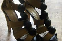 Shoes / by Zenobia Kabondo