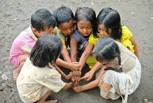 game of Indonesian children past time (tempo doeloe)