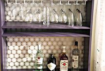 Home Bar / by the Queen City Style
