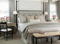 Bedroom / Bedroom decor and organization ideas and inspiration for the master bedroom
