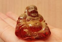 Resine Buddha