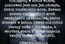 CYTATY, Robert  Oliński.