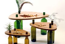 Furniture recycling / Tables
