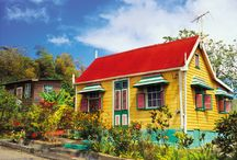Architecture in Barbados / Barbados is an architectural delight, seamlessly blending modern & historic, elegance & simplicity, and styles that reflect our unique history.