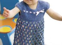 Crochet Baby / Children's Clothing, Toys, Gifts