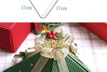 christmas crafts / by Heidi Florence