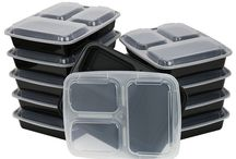 Food Containers / These are ideas for how to package MealFit Ready Food
