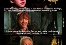 Harry Potter Facts/Memes