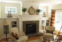 Dreamy Interiors - fireplace