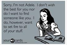 Adele / by Lisa Dakan