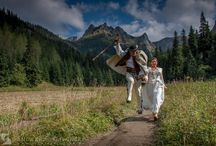 Wedding in the mountains / Wedding photography sessions in the Carpathian Mountains in Poland and Slovakia - enjoy our works.