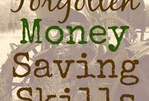 Saving money skills