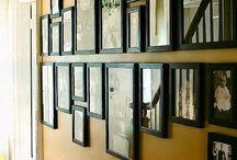 molduras e paredes