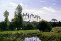 Art of Claude Monet / Impressionism, Japonism and Realism.