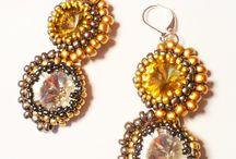 Earrings.mk / Viac náušníc na fb stránke: earrings.mk  náušnice je možné si aj zakúpiť :)  Find more earrings on fb page: earrings.mk  and also you can buy it :)