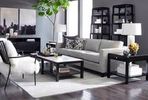 living room / décor ideas for small living room