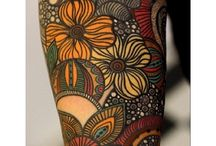 Art - Tattoo / Awesome tattoo designs that inspire me.