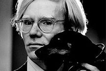 Andy Warhol  / 1928 -1987