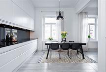 Kitchens / Kitchen design and kitchen details for decoration