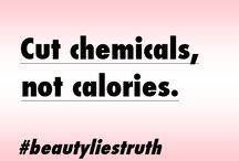 #TRUTHBEAUTY / We will tell you the truth about beauty.