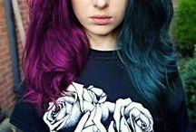 personal hair dye ideas
