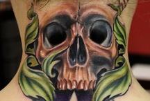 Tattoos / by Jeff Carroll