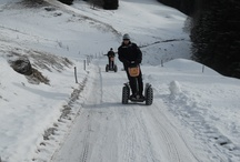 Photo Segway Mobilboard Annecy