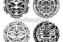 Tatuagens polinésias