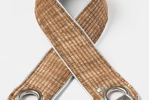 Brown or Black Camera Straps (Neutrals) / Designer camera neck straps for Canon or Nikon DSLRs that are made in neutral tones.  All straps are made with piping on the edges for comfort and style as well as microsuede backing for softness and comfort on your neck.