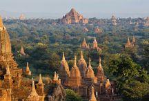 Birmanie / Découvrez la réincarnation Luxuriante de ce pays avec Les Covoyageurs !
