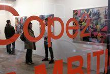 Exposition Cope 2 / Exposition Cope 2 à la galerie Mathgoth