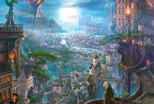 Floating Island/Future city