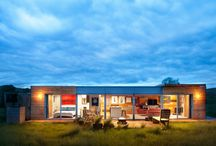 SHIPPING CONTAINER DESIGNS / Designing Buildings with Shipping Containers
